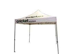 10 X 10 Pop Up Event Tent W Stock Canopy Mobile Wireless