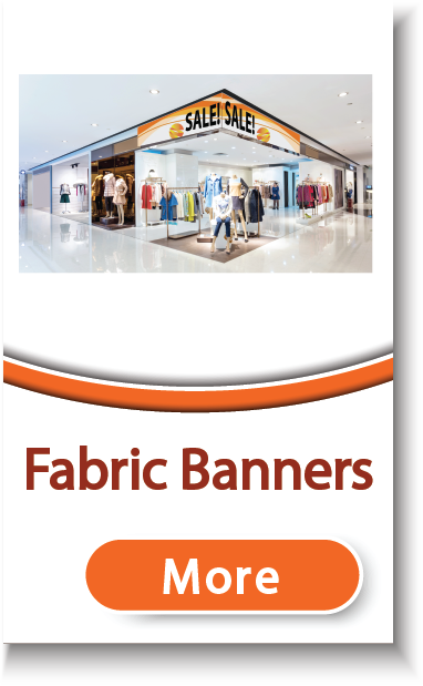 Explore Fabric Banners