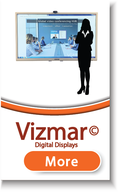 Explore Digital Displays by Vizmar©