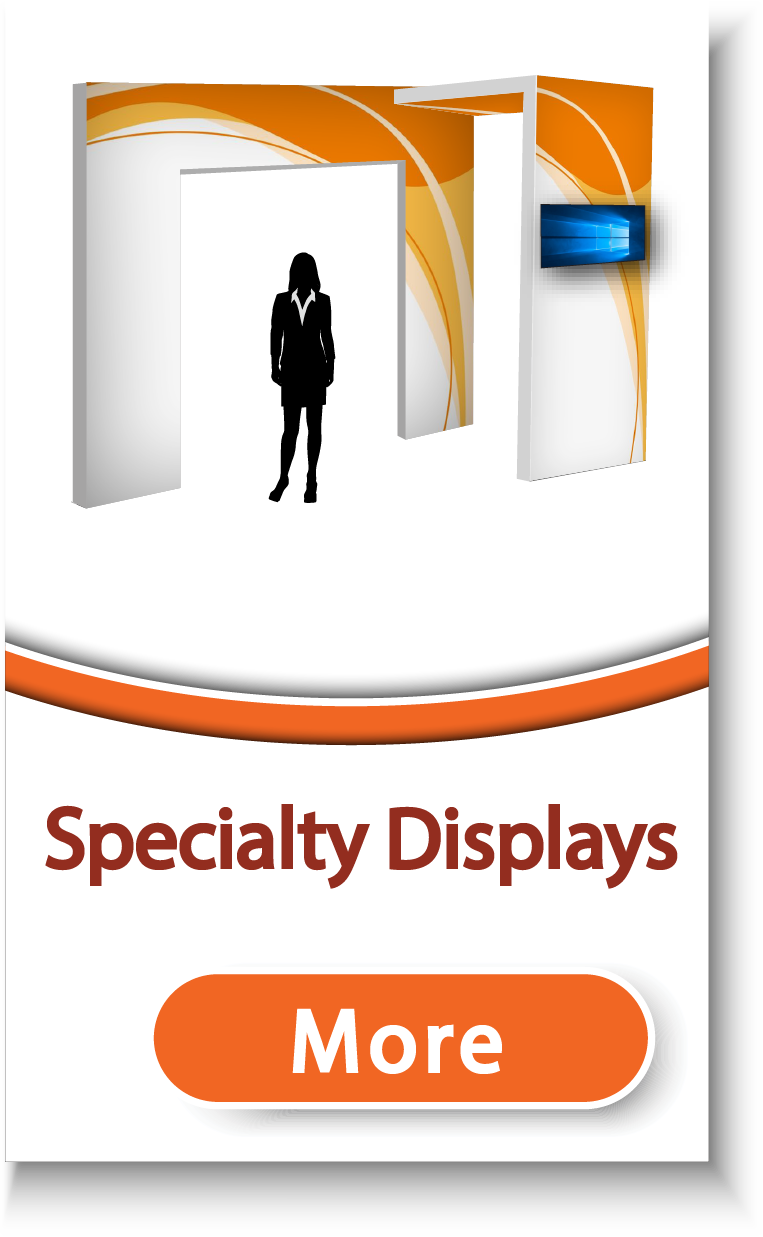 SEG Fabric Specialty Displays