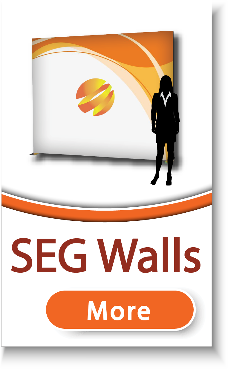 SEG Fabric Backdrop Walls